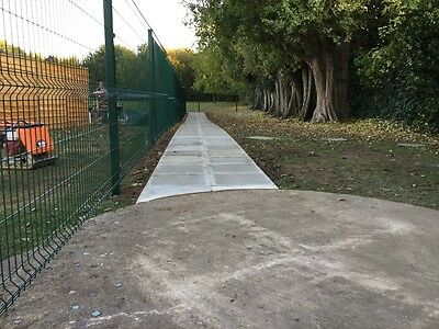 single wire mesh fencing / commercial fencing