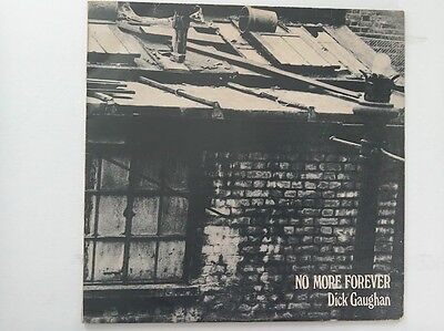 Dick Gaughan - No More Forever - 1972 vinyl LP (LER 2072) - very good condition