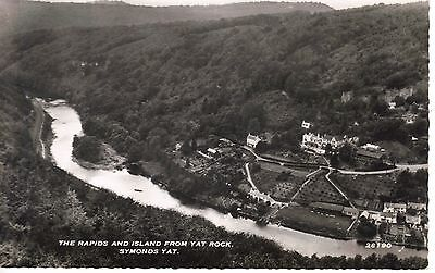The Islands And Rapids At Symonds Yat - Harvey Barton Rp, Unposted