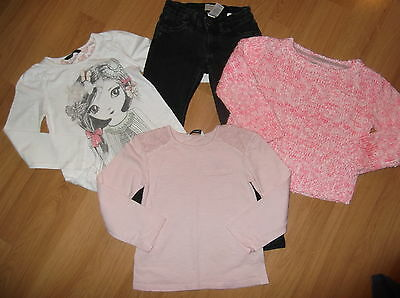 Lovely Bundle Of Girls Winter Clothes - 5-6 Yrs !!