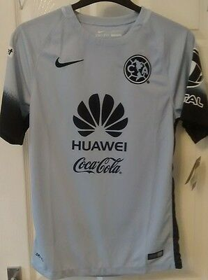 Nike Club America Of Mexico Football Shirt Size Small Bnwt