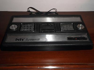 Intellivision System 3 Game Console (Intv System 3)
