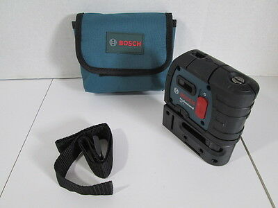 MINT Bosch GPL 5 ~~5‑Point Self‑Leveling Alignment Laser ~NO RESERVE & FREE S/H
