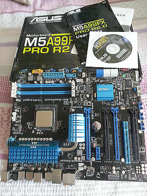 Asus m5a99fx Pro r2.0 Mainboard Am3+