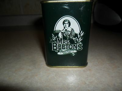Mrs Beetons Tin