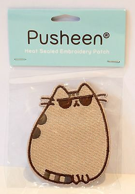 Pusheen Box Exclusive Summer 2016 Cat Iron On Embroidery Patch