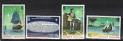 Gilbert Islands. Christmas 1977 Mnh.