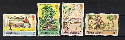 Gilbert Islands. Christmas 1976 Mnh.