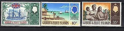 Gilbert Islands. Protectorate 1967 Mnh.