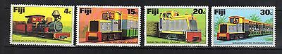 Fiji.  Sugar Trains 1976 Mnh