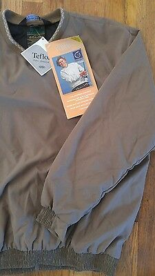 NWT Sunderland of Scotland Original Weatherbeater Pullover Size Ladies L