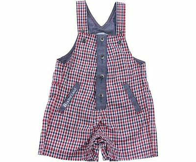 Baby Boys Short Dungarees Age 3-6 months- Timberland