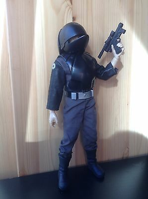 Star Wars Hasbro Death Star Gunner Custom 1/6 12""