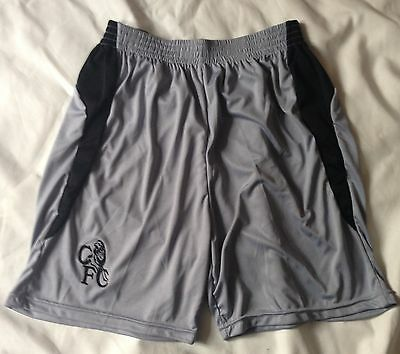 Old Style Pair of Boys, Chelsea Football Shorts, Size L.