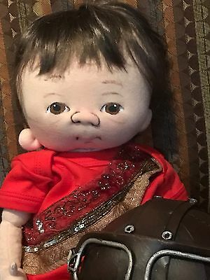 Jan Shackelford OOAK Baby Boy