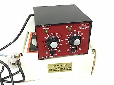 Gaugemaster Model DF Twin Track Controller
