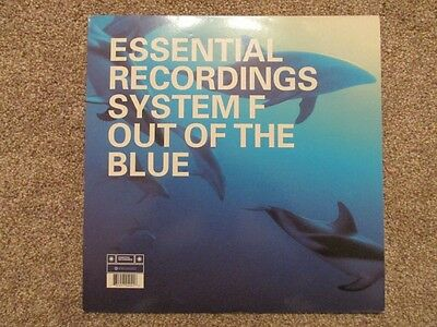 """12"""" dj vinyl Dance/House - Essential Recordings System F - Out of the blue"""
