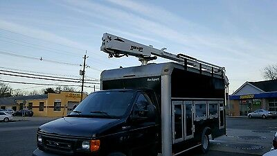 Ford E 350 5K Original  Miles!!!!!!!!! Brand New Lift 36' Working Height