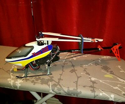 Align 450 Pro DFC 3gx fbl bind and fly dsm2 helicopter