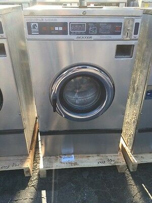 Dexter Double Load Washer Coin Laundry Laundromat