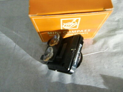 Motorcycle Small Compass