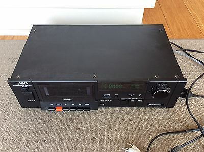AWA SD-17 Stereo Cassette Tape Deck Made In Japan