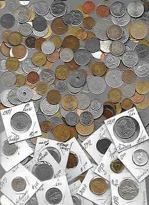 Five (5) Pound Bag of wide variety World / Foreign Coins