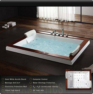 MASSAGE HOT TUB TUBS WHIRLPOOL SPA SPAS BATH Model BRECKENRIDGE