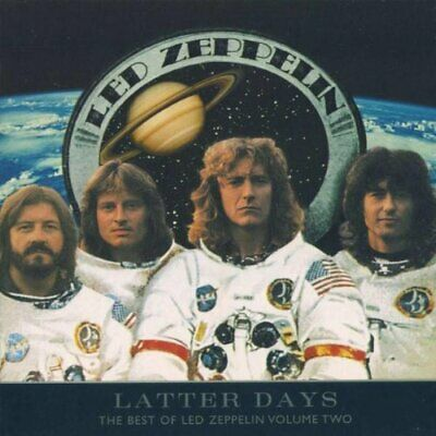 Led Zeppelin - Latter Days: The Best of Led Zeppelin V... - Led Zeppelin CD 2YVG