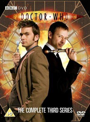 Doctor Who - The Complete Series 3 Box Set [DVD] [2007] - DVD  6YVG The Cheap