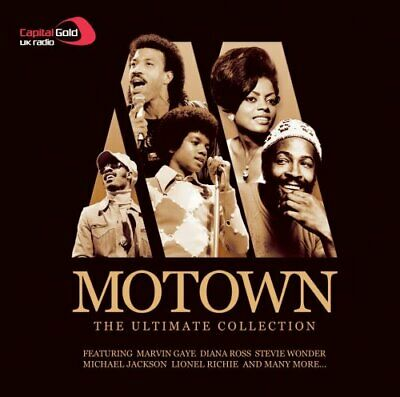 Original Artists - Various Artists - Motown: The U... - Original Artists CD UAVG