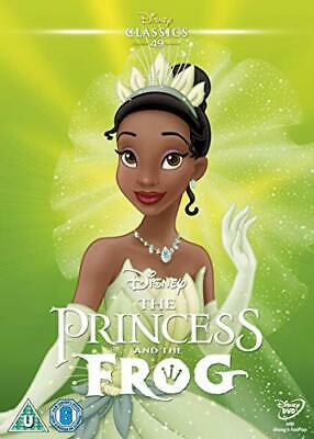 The Princess and the Frog [DVD] - DVD  5WVG The Cheap Fast Free Post