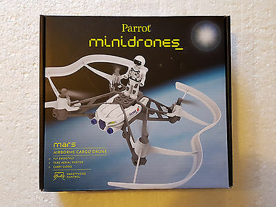 Parrot Minidrone Airborne Cargo Mars Quadcopter Mini Drone With Photo Camera