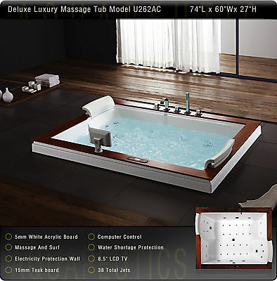 Aquapeutics Massage Hot Tub Tubs Whirlpool Spa Spas Bath Burlington