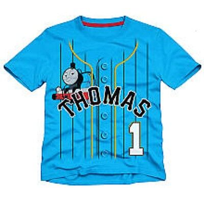 Thomas The Tank Looks Like A Jersey But It Is A T Shirt ( Size 3T) New!!!
