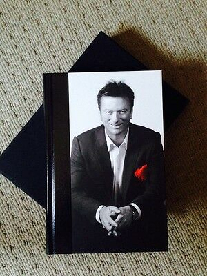 STEVE WAUGH Hand Signed Autobiography Book The Meaning of Luck SPECIAL EDITION