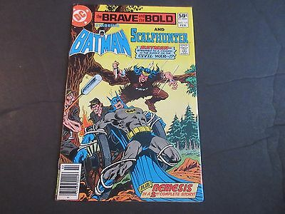 The Brave and the Bold #171 (Feb 1981, DC) Scalphunter!