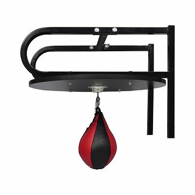 Punching Speed Ball Stand Wall Ceiling Punch Bag Boxing MMA Martial Art Training