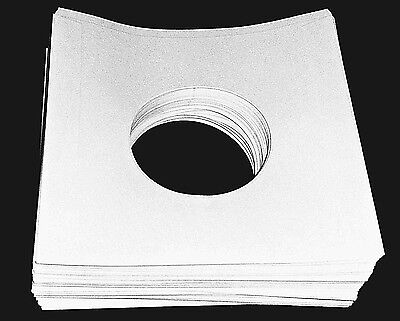 Lovely 100 Archival Quality Acidfree Heavyweight Paper Inner Sleeves For 7 Inch Vinyl A Great Variety Of Goods Music