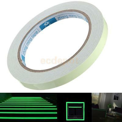 5m Luminous Glow In The Dark Tape Safety Self-adhesive Stage Home Decals