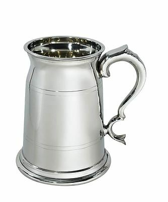 2 Pint Old London Pewter Tankard With Free Engraving