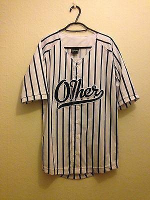 Men's Baseball Jersey - Other - NEW Size S