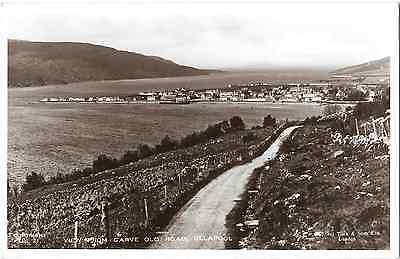 16-013 UL21 View from Garve Old Road, Ullapool Very Good Condition Unposted RP