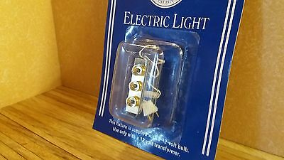 dolls house light 12th scale, set of 3 lights-  by Debbie
