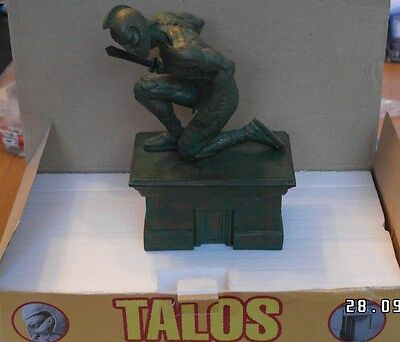 Ray Harryhausen TALOS Statue Kneeling Statue Jason and the Argonauts by X-Plus