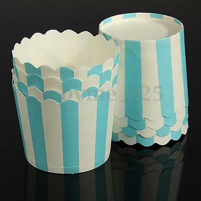 150pcs Cupcake Candy Snack Mini Greaseproof Dessert Strawberry Paper Baking Cup