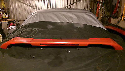 BMW E36 3 Series Coupe Rear Boot Spoiler Genuine with integrated Brake Light