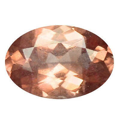 0.83 ct HUGE UNIQUE RARE NATURAL FROM EARTH MINED PINKISH RED MALAYA GARNET