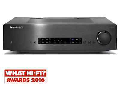 Cambridge Audio CXA60 Amplifier Receiver Black What HiFi Award Winner 2016