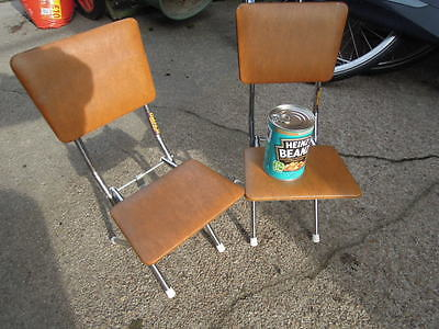 small metal folding chairs seats for doll teddy